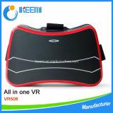 2016 nuevo rectángulo de llegada todo de Vr 3D de la realidad virtual 1080P en un los vidrios de Vr Google