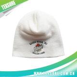 Einfacher Normallack-Beanie gestrickter Hut/Schutzkappe für Förderung (003)
