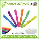 2016 de Nieuwe Pen van het Kleurpotlood van Highlighter van het Ontwerp voor Bevordering