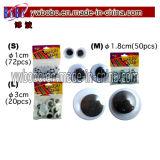 Глаз DIY смешных игрушек вспомогательного оборудования одежды Googly Toys орнамент рождества (8083)