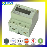 Solar Power Supply System 5/32A 230V Wireless를 위한 DIN Rail Kwh Meter RS485 Modbus