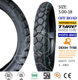 아프리카 타이어 기관자전차는 모터바이크 기관자전차 타이어 기관자전차 타이어 3.00-18를 분해한다