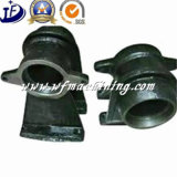 Da carcaça de areia verde da fundição do OEM carcaça cinzenta/Ductile do ferro com processo da carcaça do metal