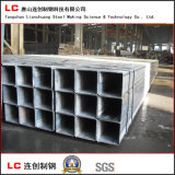 En10210, tubo quadrato d'acciaio En10219 con l'alta qualità