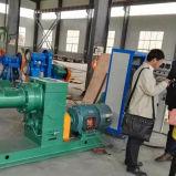 High-technology резиновый машина штрангпресса Xj85 с аттестацией Ce