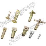 Inserto di sollevamento di Crosshole del coperchio di plastica della maniglia in accessori del calcestruzzo prefabbricato (M16X120)
