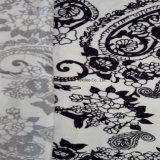 編むファブリックか反応印刷された伸縮織物またはタケのファイバーの布またはタケのファイバーファブリック