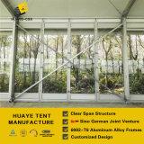 Прозрачный шатер крыши для сбывания (huaye-001W)