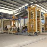 Linha de produção inteiramente automática do bloco de QGM (QT10-15)