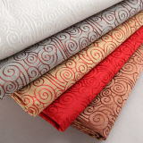 un Matte/Bright Textile Dyeing Polyester Jacquard Fabric per Tablecloths