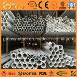 Tubo inoxidable del tubo de acero (304 304L 316 316L)