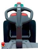 2t Montar-en el carro de paleta eléctrico de la velocidad