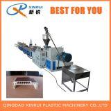 Sjsz51/105 PVC WPC que bordea la línea máquina del estirador