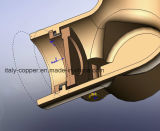 ISO9001 verklaarde Messing Gesmede y-Past (AV4066)