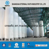 Lox/Lin/Lar/LNG/LPG de Cryogene Gashouder van de Opslag (LAR/LIN/LOX/LCO2)