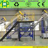熱い洗濯機とリサイクルするペットPehd Peld PPのびんのための高容量の水差しの洗浄のプラント