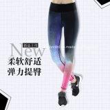 2016 самых последних кальсон йоги высокого качества Supplex конструкции туго приспособленных колготки для женщин