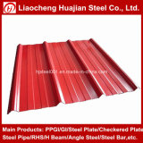 0.14/0.17/0.18 Hojas de acero galvanizadas sumergidas calientes para la hoja del material para techos
