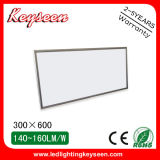 140lm/W, 35W, 4800lm 600X300mm LED Panel mit CER, RoHS