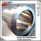 Aangepaste CNC die de Ring van het Roestvrij staal machinaal bewerken die in China wordt gemaakt