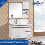 Konkurrenzfähiger Preis-Fußboden-festes Holz-Badezimmer-Eitelkeiten