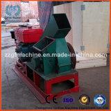 Residuos de madera que hace la máquina astilladora