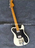 Guitare télé- de qualité des couleurs blanche olympique