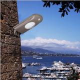 Свет стены датчика движения светильника сада солнечной силы солнечный