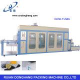 Quitar el envase de alimento que hace la máquina (DH50-71/90S)