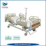Cama de hospital manual inestable del acero inoxidable 2