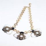 De nieuwe Halsband van de Juwelen van de Manier van de Charme van de Bloem van het Punt Unieke