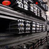 Longeron en acier ferroviaire de GB38kg avec la qualité fiable
