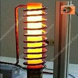 Máquina de calefacción usada de alta frecuencia de inducción del metal