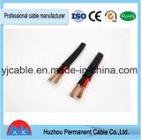 Cable aislado PVC del estándar de Australia del cable de transmisión