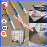 石膏ボードの工場に使用する白い接着剤