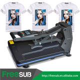 """中国の卸し売り高品質16の"""" *20 """"自動車の販売のための開いたカスタムTシャツの印字機"""