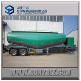 25cbm 28cbm 30cbm 2 Axles Bulk Cement Tanker Trailer