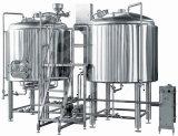 micro cervejaria Nano Turnkey da cerveja 700L para o Pub de Brew