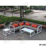 Напольные комплекты софы, мебель ротанга патио, комплекты софы сада (SF-345)