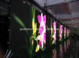 Gloshine P3 com a tela interna larga extra do diodo emissor de luz do ângulo de visão de 170 graus