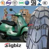 Hersteller geben 3.00-18 der 3.00-17 Motorrad-Gummireifen an