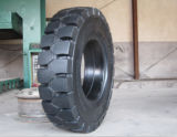 (6.50-10, 28*9-15, 8.25-20) carretilla elevadora Solid Tire con Low Price