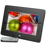 Beau bâti de photo numérique de tréfilage en métal de cadeau de promotion (HB-DPF705A)