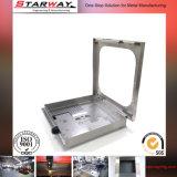 Fabrication de commutateur de pièces jointes de Caoting de poudre de pièces jointes en métal d'acier inoxydable