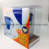 Belüftung-faltender Kasten mit dem Kunststoffgehäuse