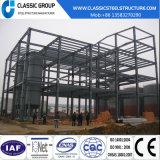 Almacén fácil/taller/hangar/fábrica de la estructura de acero de la estructura de la Dos-Capa