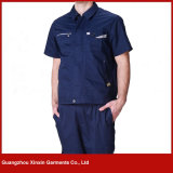 La vente en gros conçoivent l'uniforme en fonction du client d'habillement de travail de sûreté de mode (W125)