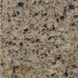 Kf-222 Steen van het Kwarts van de Keuken van de Kleur van het Graniet van de fantasie Countertop Gebouwde