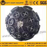 Pneumatische Gummimarineschutzvorrichtung, Lieferung, Boot, Behälter