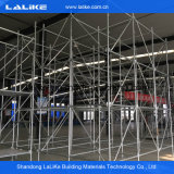 건축 Scaffold 48.3mm Ringlock Scaffolding System